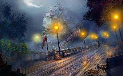 Szepty w Mroku: Statek Widmo - wersja cyfrowa